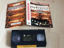 Thriller VHS Films Pre Cert