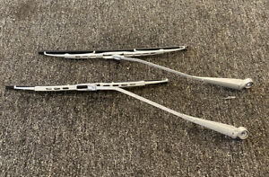 1971-1994 Alfa Romeo Spider Wiper Arms And Blades