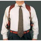 Desantis 11DTA21L0 New York Undercover Shoulder Holster Rig Tan RH For Colt 1911