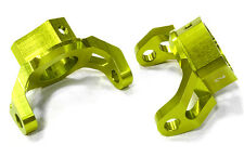 C26392GREEN Integy Billet Machined Caster Blocks for HPI 1/10 Scale Crawler King