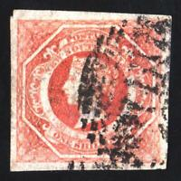 NOUVELLE GALLES DU SUD N°:25 - - USED- signed by espert CV : 120 €