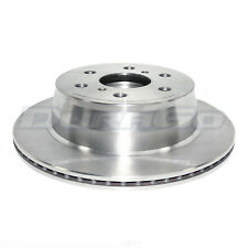 Disc Brake Rotor Rear IAP Dura BR55133