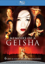 Memoirs of a Geisha [New Blu-ray] Ac-3/Dolby Digital, Dolby, Dubbed, Subtitled