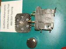 96 97 98 99 POLARIS INDY DLX TRAIL 2 UP 488 TOURING EC50PM CYLINDER PISTON HEAD