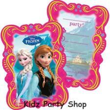 Disney Birthday, Child Frozen Hand-Made Cards