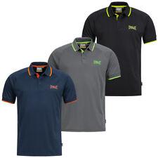 Everlast Polo-Shirt Freizeit Logo Shirt Poloshirt Polo-Hemd S M L XL 2XL Fitness