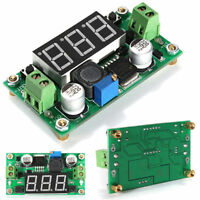 Adjustable DC-DC LM 2596 Converter Buck Step Down Regulator Power Module Useful