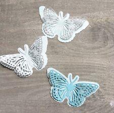 Stanzschablone Cutting Dies Schmetterling geeignet für Big Shot Stanzmaschinen