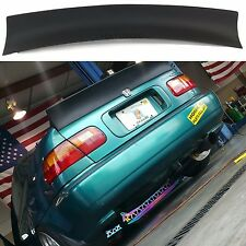 Honda Civic MK5 5th Gen Coupe Rocket Bunny Rear Trunk Spoiler Ducktail Wing