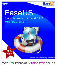EaseUS Data Recovery Wizard 12.9 Lifetime Updates - No Cracks