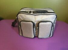 Padded Bag Camera Bag Small Laptop Protective Bag Grey Travel Portable Tote Case