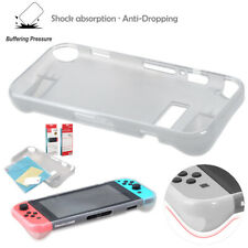 Protective Case Cover Shock-Absorption Skin Soft TPU Case For Nintendo Switch