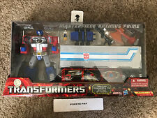 2012 TRANSFORMERS MASTERPIECE OPTIMUS PRIME TOYS R US EXCLUSIVE TRU MP-10