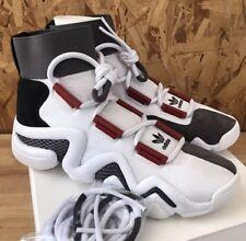 Adidas Crazy 8 AD AC7737 White Grey Black Sz 12 NIB