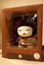 "KIDROBOT 8"" Huck Gee DUNNY Red Flower Samurai GEISHA Skullhead Gold Life Ninja"