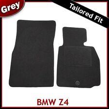 BMW Z4 E85 E86 2002-2008 montato su misura tappetini auto moquette grigio