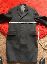 """Dunn & Co Crombie pure wool,grey,size 42"""" chest Great For Northern Soul Nights"""