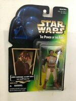 Star Wars Power of the Force POTF2 Collection 1 Lando Calrissian Skiff Guard .00