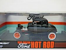 Greenlight Ford Model A Hot Rod Coupe 1932 Custom  1/18th scale REF: 12975