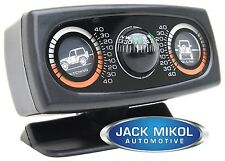 Clinometer with Compass, Jeep Unlimited JK Graphic- all Jeep