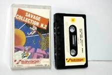 SAVAGE 012 COLLECTION N.2 usato CABLETRONIC ITALIA COMMODORE 64 C=64 GF2 57105