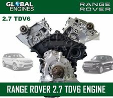 RANGE ROVER SPORT 2.7 ENGINE FULLY RECONDITION SUPPLY & FIT