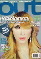 Out Magazine April 2006 Madonna 022017NONDBE