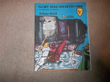 Judges Guild Glory Hole Dwarven Mine