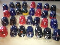 COLORADO ROCKIES Lot of 40 MLB MINI SNACK HELMET ICE CREAM BOWLS (40)