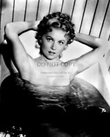ACTRESS RHONDA FLEMING - 8X10 PUBLICITY PHOTO (FB-390)