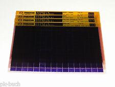 Microfich Ersatzteilkatalog Mazda Xedos - 9 Modelle 1998 - 2000 Stand 01/2001
