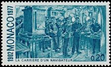 "MONACO N° 1104 ""ALBERT 1er NAVIGATEUR, LABORATOIRE DU NAVIRE, 20 C""NEUF xxTTB"