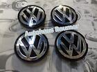 Original Radblenden für VW original Alufelgen 6N0601171  (4 Stück)