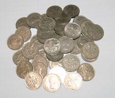 Great Britain/UK 1953 - 1967 - Elizabeth II Cupro-Nickel Sixpences - Select Date