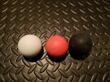JOB LOT 25 x Lacrosse Ball Trigger Point Massage Myofascial Muscle Relief Ball