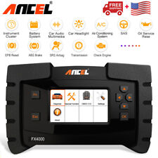 Ancel FX4000 OBD2 Car Scanner Diagnostic Tool Full System ABS SRS Oil EPB Reset