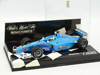 Minichamps 1/43 - F1 Benetton Playlife B200 Fisichella