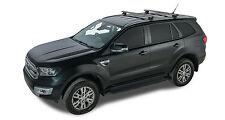 Rhino Roof Racks FORD EVEREST Silver 2 Bar Roof Rack - JA8144