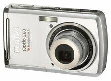 Pentax Digital Camera Optio (Optio) E60 Silver 10.1 Million Pixels 3X Optical Zo