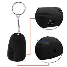 Mini 808 Car Key Chain Micro Camera HD 720P H.264 Pocket Camcorder Hidden Cam KJ