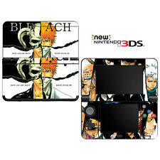 Vinyl Skin Decal Cover for Nintendo New 3DS - Bleach Ichigo