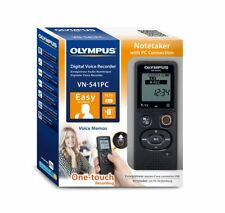 Olympus VN-541 PC Digital Voice Recorder with 4 GB Flash Memory