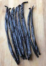 20 Madagascar Grade A Bourbon Gourmet Vanilla Beans (Whole)