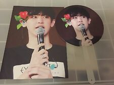 EXO Chanyeol Korean Fansite Mini Photobook