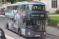 New bus for London - Borismaster LT143 6x4 Quality Bus Photo c