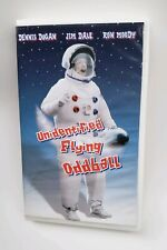 Disney Unidentified Flying Oddball VHS Clamshell Cult Family Live Action HTF