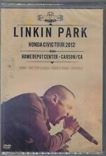 DVD  LINKIN PARK   honda civic tour 2012   Carson / CA       DVD