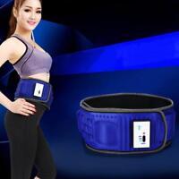Electric Infrared Vibrating Massager Slimming Belt Heating Vibrator Massager UP