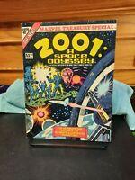 2001: A Space Odyssey  Comic Marvel Treasury Special (1976, Jack Kirby)