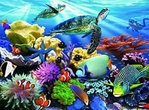 Ravensburger Ocean Turtles - 200 Piece Jigsaw Puzzle for Kids - Every Piece is